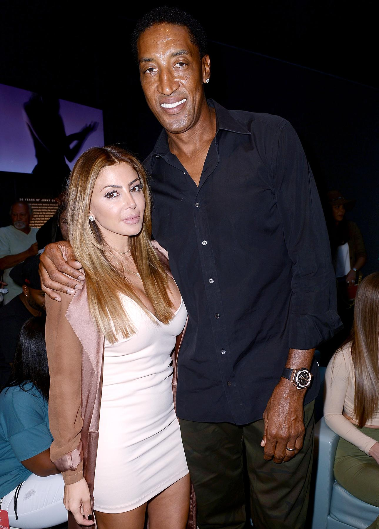 Larsa Pippen Cheated on Scottie Pippen With Future, Sources Claim