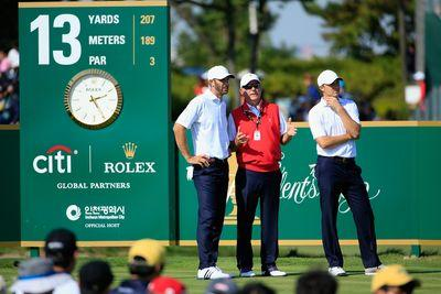Presidents Cup 2015: Match results, live updates, and scores from Friday in Korea