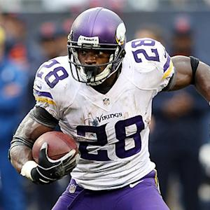 USA Today's Tom Pelissero: 'Minnesota Vikings running back Adrian Peterson thought it was important to get back'