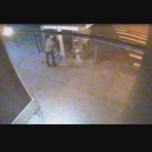 Surveillance Video Released By Police Of Man With 'Suspicious Devices' In Manhattan
