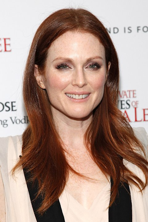 The Private Lives of Pippa Lee NYC Screening 2009 Julianne Moore