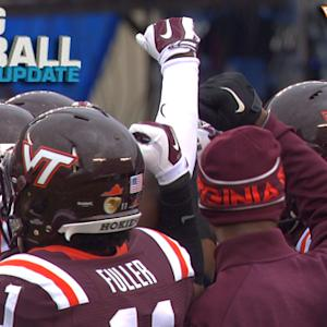 Virginia Tech's Offense Poised For Big Year | 2015 Spring Football Update