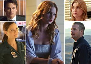Ask Ausiello: Spoilers on Grey's, Bones, Smash, Rookie Blue, Revenge, Arrow, NCIS: LA and More!