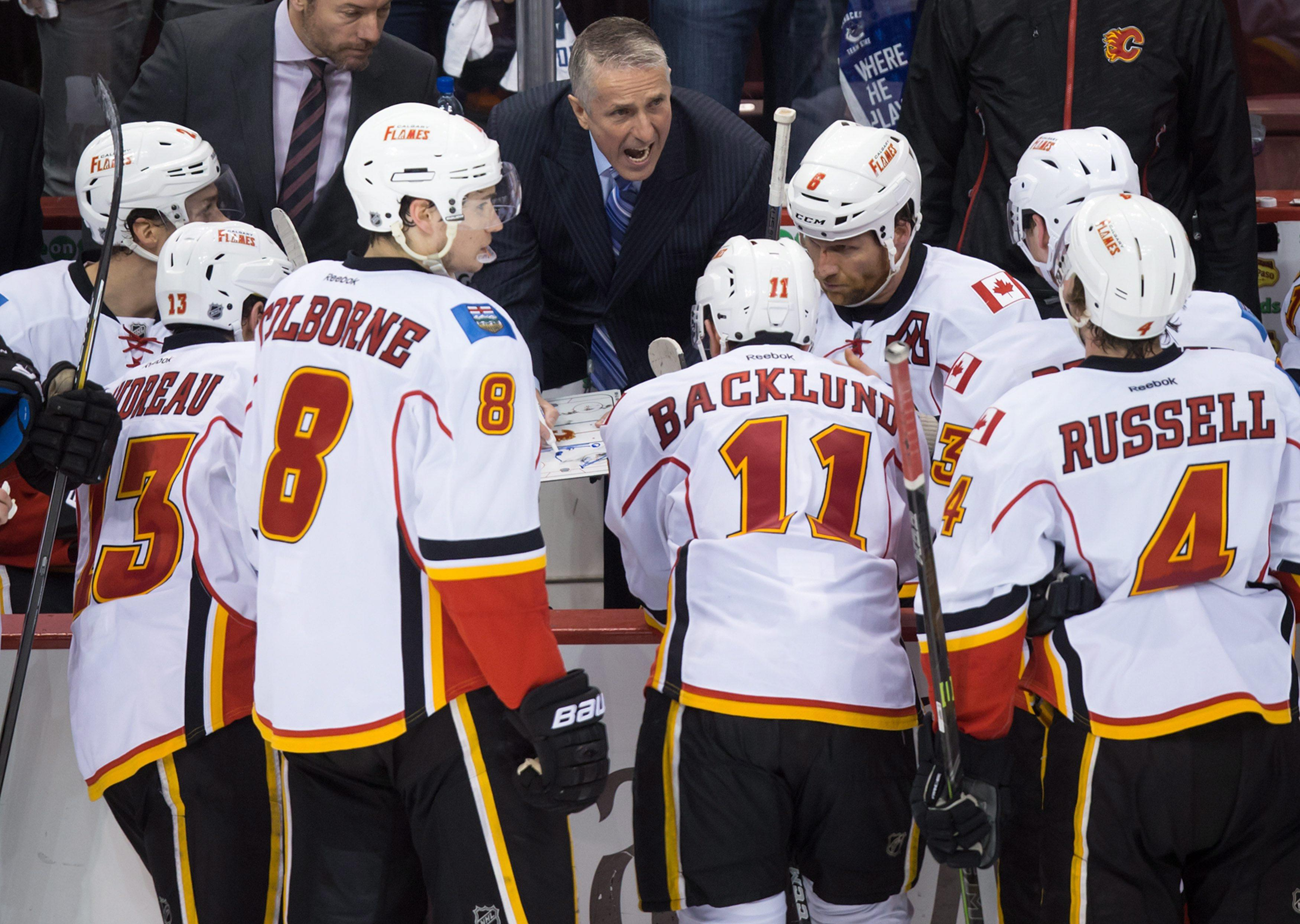 Canucks-Flames Preview