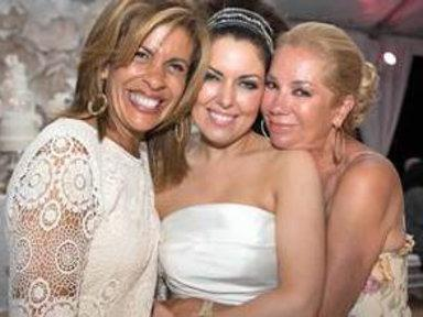 KLG, Hoda: Bobbie Was 'Gorgeous' at Her Wedding