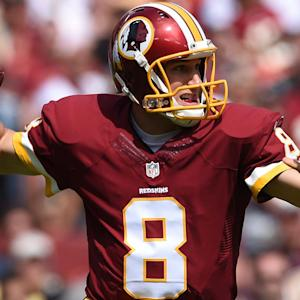 By The Numbers: Kirk Cousins a great Week 3 fill in
