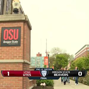 Recap: Utah women's soccer tops Oregon State