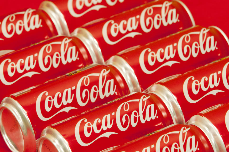 Bad weather complicates Coca-Cola's soda struggles