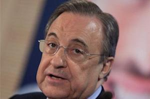 Florentino Perez re-elected as Real Madrid president