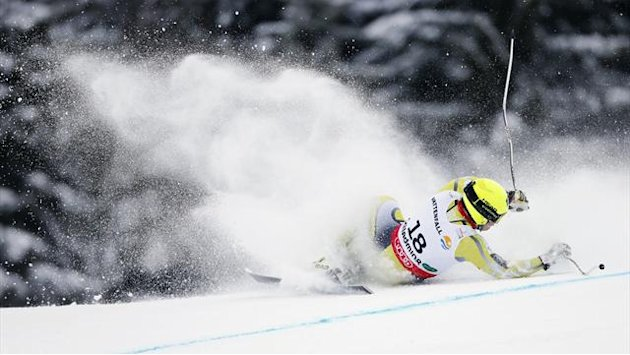 Alpine Skiing - Injured Jansrud out for up to nine months