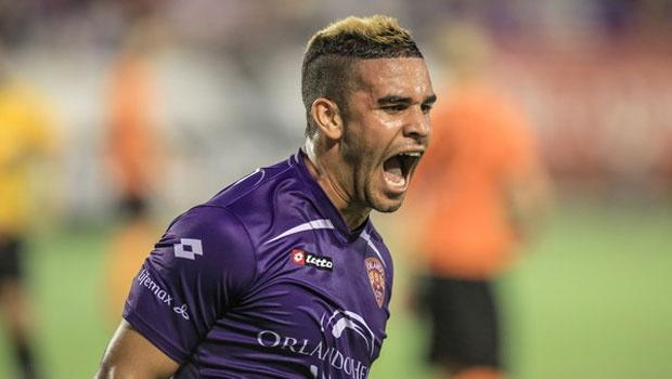 Dom Dwyer scores four goals, adds assist as Orlando City top Charlotte in wild USL PRO title game