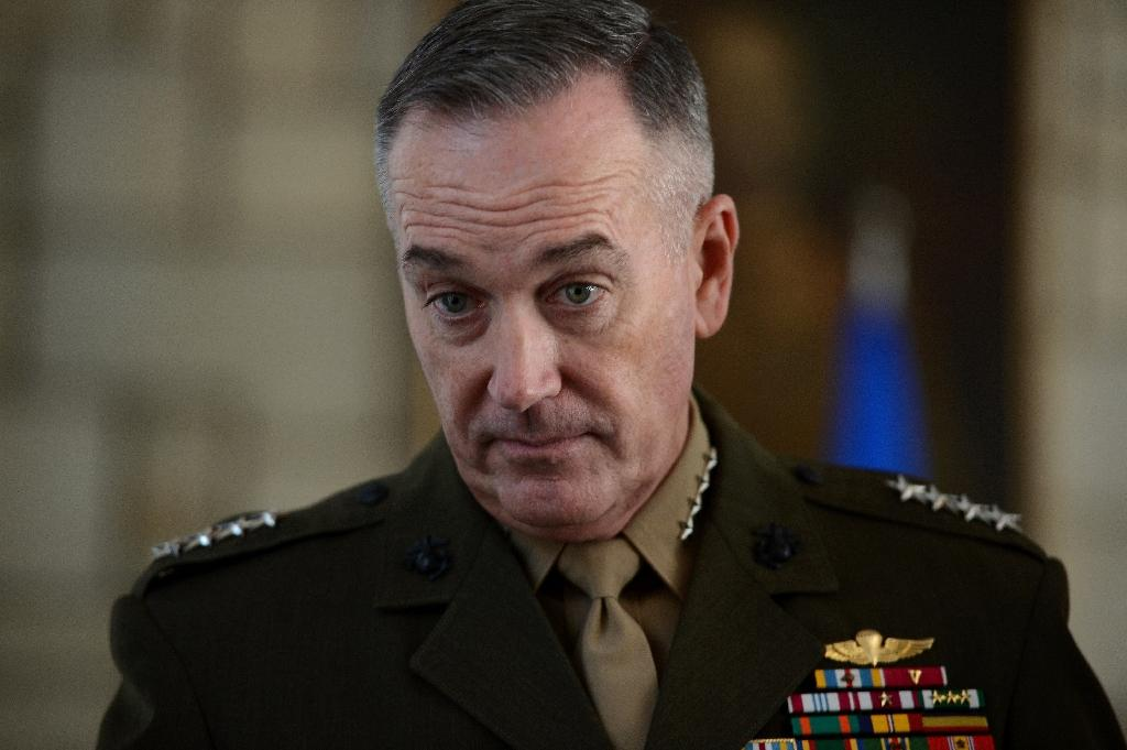 Obama to nominate Gen. Dunford as next Joint Chiefs chairman