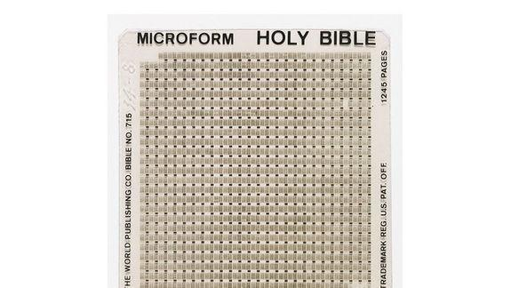 Lunar Bibles in Legal Limbo: The Battle for Space-Flown Scripture