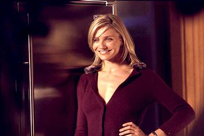 Cameron Diaz as Julie Gianni in Paramount's Vanilla Sky