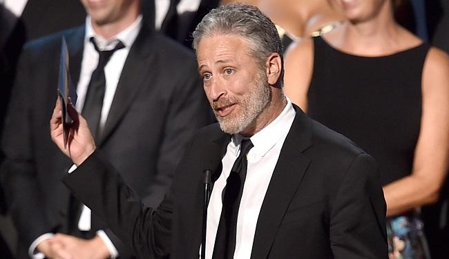 Jon Stewart Gets Real About The Media's Role In The 2016 Election