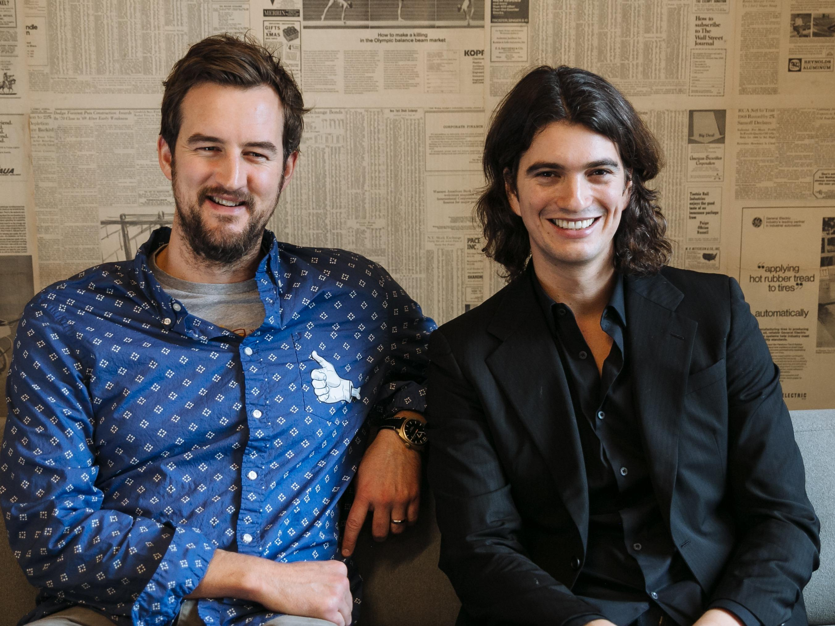 WeWork, the $10 billion startup that rents space to other startups, wants to rent you a place to live, too