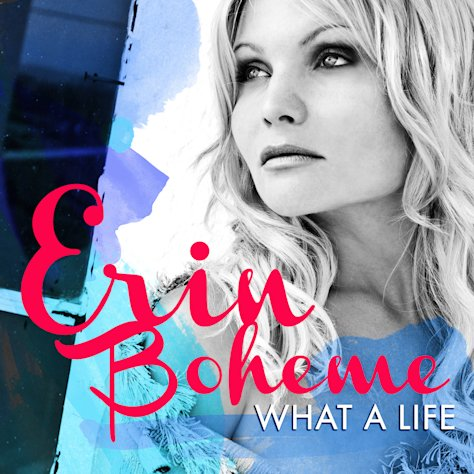 "This CD cover image released by Heads Up shows ""What a Life,"" by Erin Boheme. (AP Photo/Heads Up)"