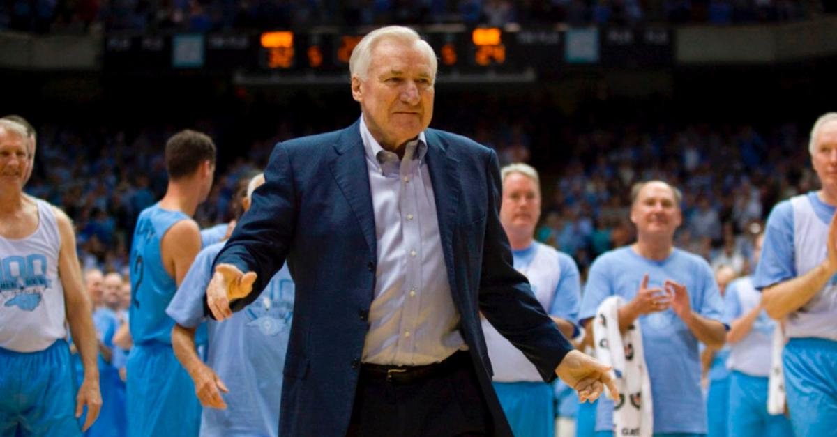 Dean Smith left $200 to every UNC letterman