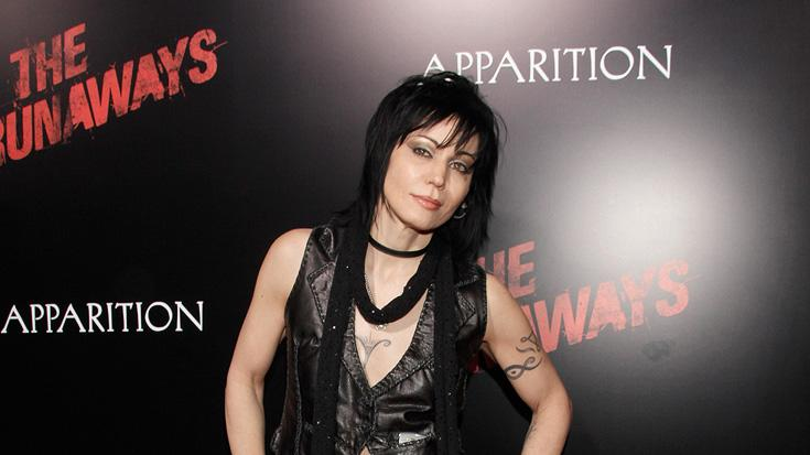 The Runaways LA premiere 2010 Joan Jett