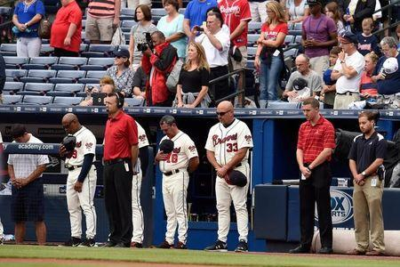 MLB: New York Yankees at Atlanta Braves