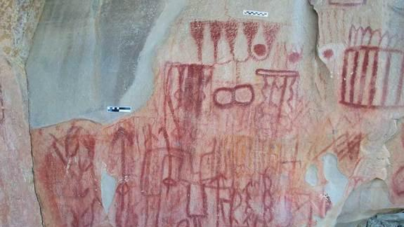 Mexican Cave Art Offers Peek into Pre-Spanish Past