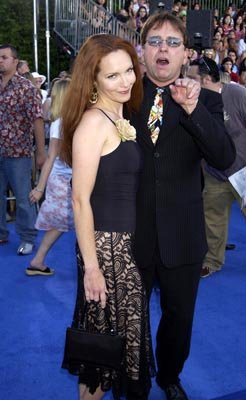 Amy Yasbeck, John Ritter Teen Choice Awards - 7/2/2003