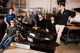3,000 MPG? Freudenberg-NOK Sealing Technologies Helps U of M Supermileage® Team Push Ultimate Fuel Efficiency