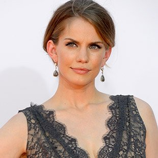 Anna Chlumsky Shaun So Hot Picture
