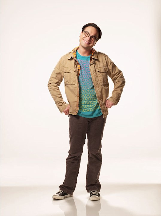 "Johnny Galecki stars as Leonard in ""The Big Bang Theory."""