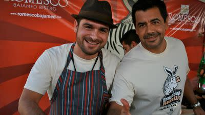 From Romesco to Bracero & Beyond: Javier Plascencia Builds a Food Empire