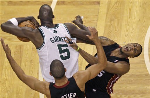 Heat-Celtics Preview