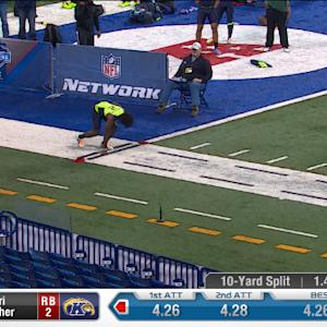 2014 Combine workout: Dri Archer