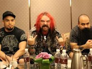 Semangat Soulfly membara di Rockaway 2012