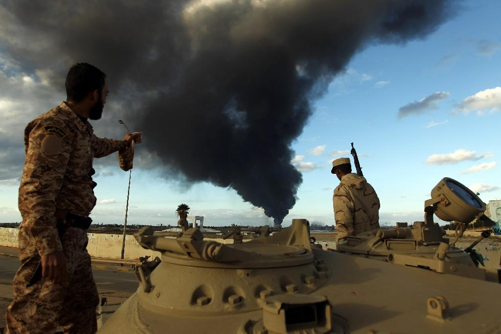 No military solution to Libyan crisis: African Union