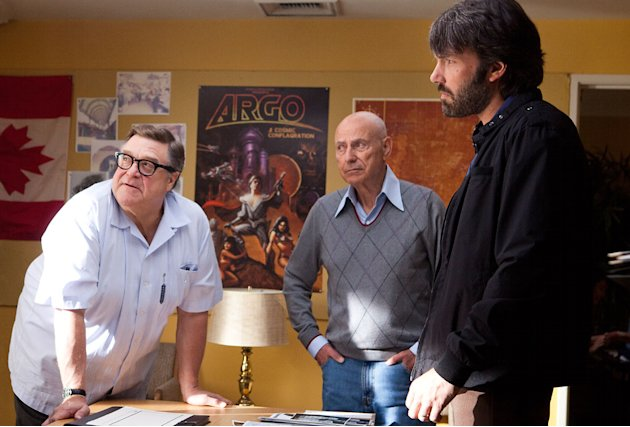 Argo Stills