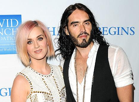 Russell Brand Gives Katy Perry Ownership of $6.5 Million Marital Home
