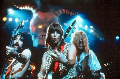 Bass player Derek Smalls ( Harry Shearer ), co-lead guitarist Nigel Tufnel ( Christopher Guest ) and lead singer/co-lead guitarist David St. Hubbins ( Michael McKean ) are Spinal Tap in This Is Spinal Tap