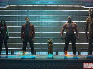 """James Gunn's ragtag crew of heroes for """"Guardians of the Galaxy"""""""