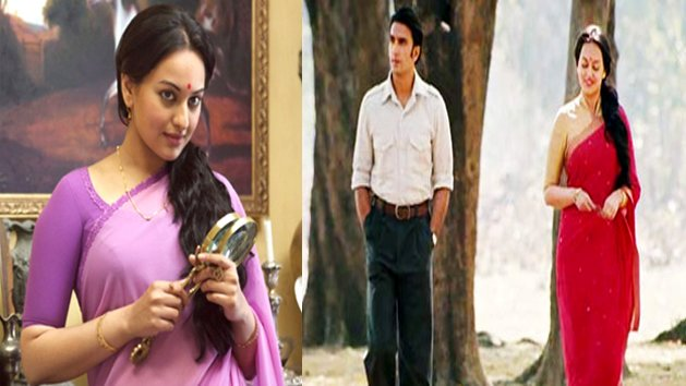 Sonakshi Sinha wears 9 sarees in song 'Sawaar Loon'