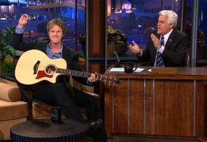 Dana Carvey, Jay Leno | Photo Credits: NBC