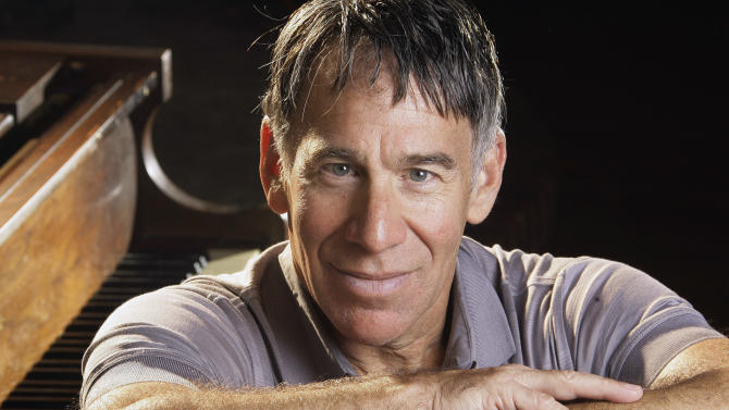 "FILE - In this Sept. 16, 2009, file photo, acclaimed Broadway composer Stephen Schwartz is seen in Santa Barbara, Calif. Schwartz is asking musical theater fans to stop illegally downloading sheet music from any of his shows The award-winning composer of the Broadway smash, ""Wicked,"" wants people to know that it's stealing. (AP Photo/Michael A. Mariant, File)"