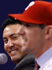 Aging Phillies strengthen MLB's best rotation
