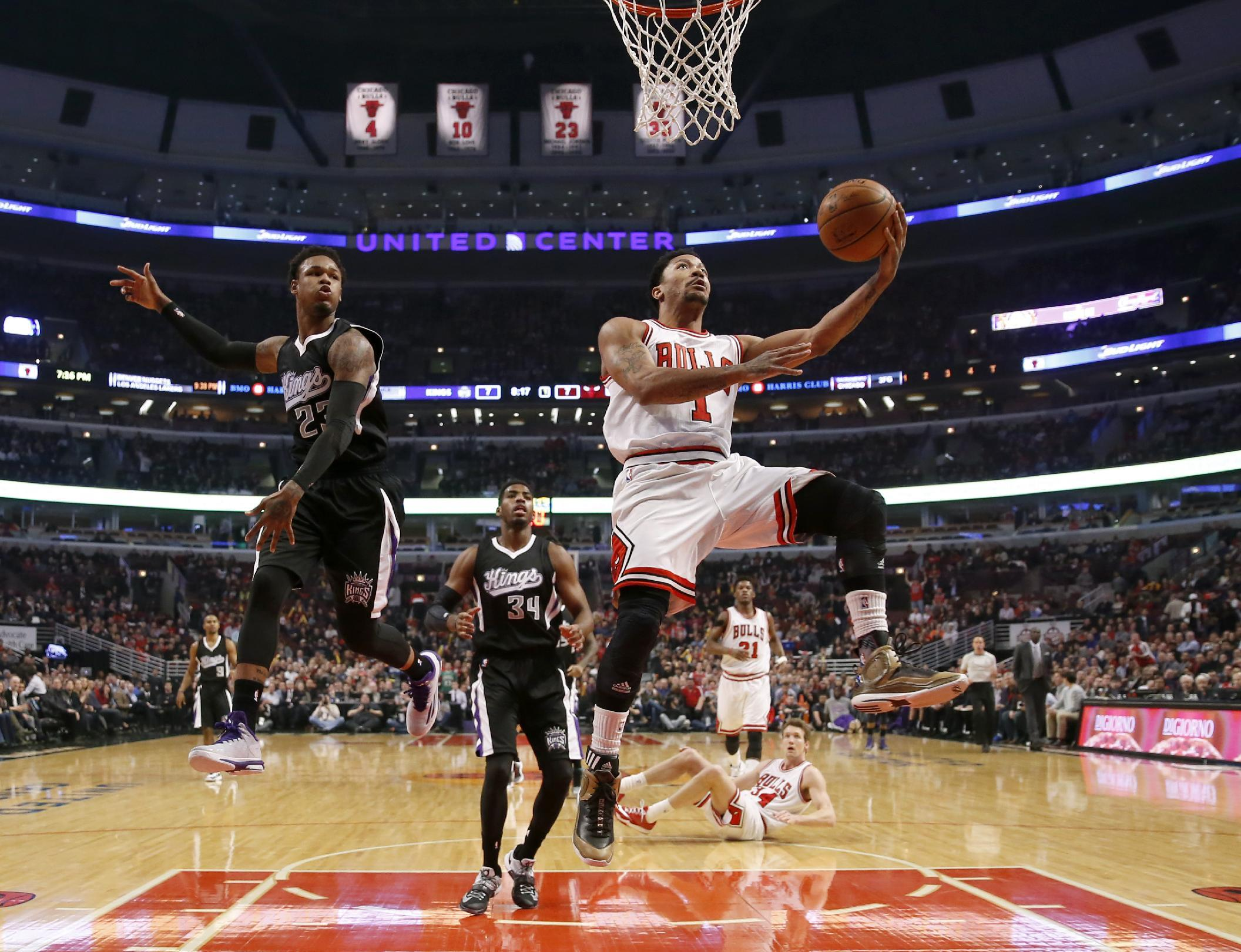 Derrick Rose starts post-surgery rehab, confident in return this season