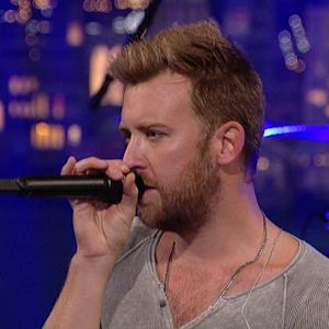 Live On Letterman - Lady Antebellum: Need You Now