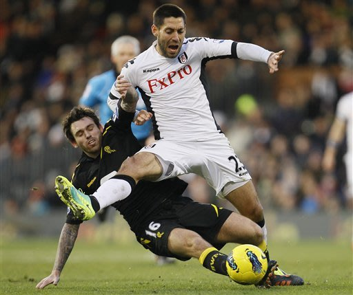Dempsey not on Fulham team for Swiss training camp