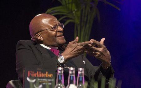 South Africa's Tutu discharged from hospital after treatment