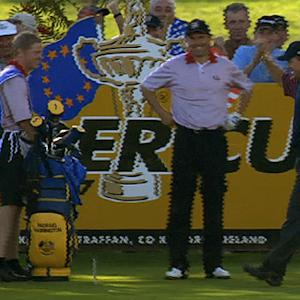 The Six Historic Ryder Cup Aces