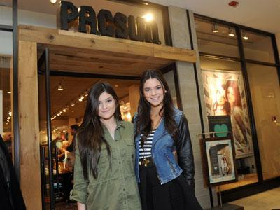Jenner Girls Release Their Own Clothing Line