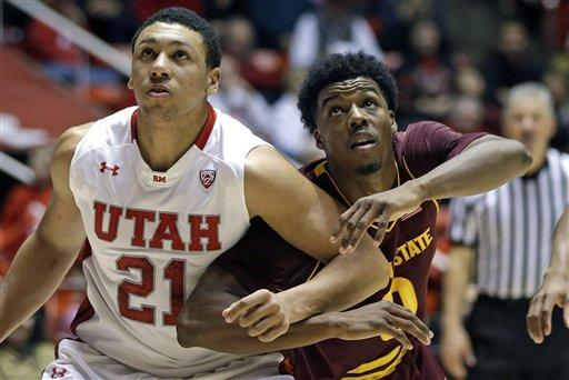 Arizona St Utah Basketball