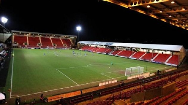 Fans ground Pars United have lodged a bid to take over at East End Park